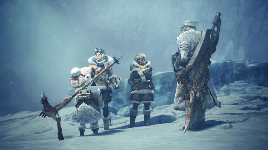 Monster Hunter World - Iceborne DLC (Digital Deluxe Edition) Screenshot 2