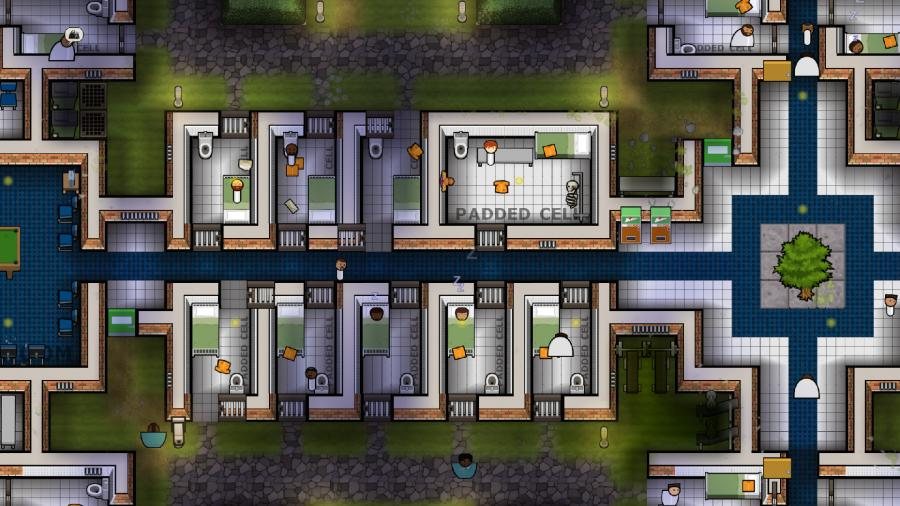 Prison Architect - Psych Ward (DLC) - Warden's Edition Screenshot 2