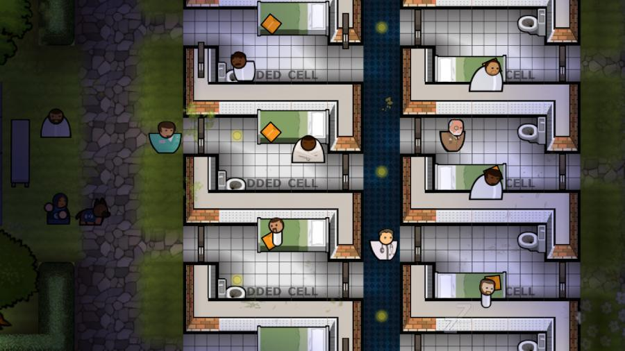 Prison Architect - Psych Ward (DLC) - Warden's Edition Screenshot 6