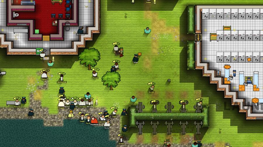 Prison Architect - Psych Ward (DLC) - Warden's Edition Screenshot 4