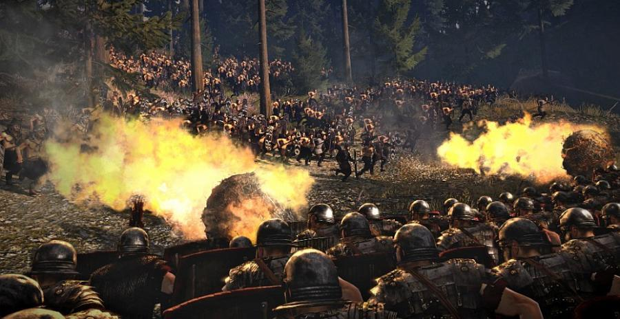 Total War Rome 2 - Enemy at the Gates Edition Screenshot 7