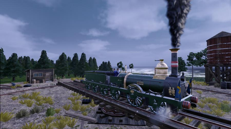 Railway Empire - Northern Europe (DLC) Screenshot 8