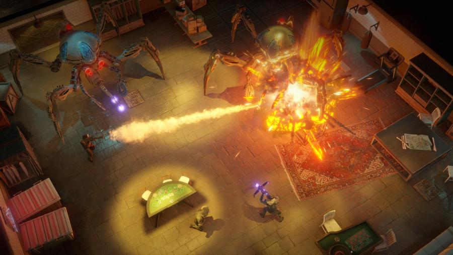 Wasteland 3 Screenshot 3