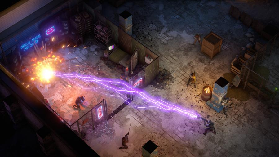 Wasteland 3 Screenshot 4