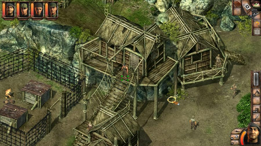 Commandos 2 HD Remaster Screenshot 7