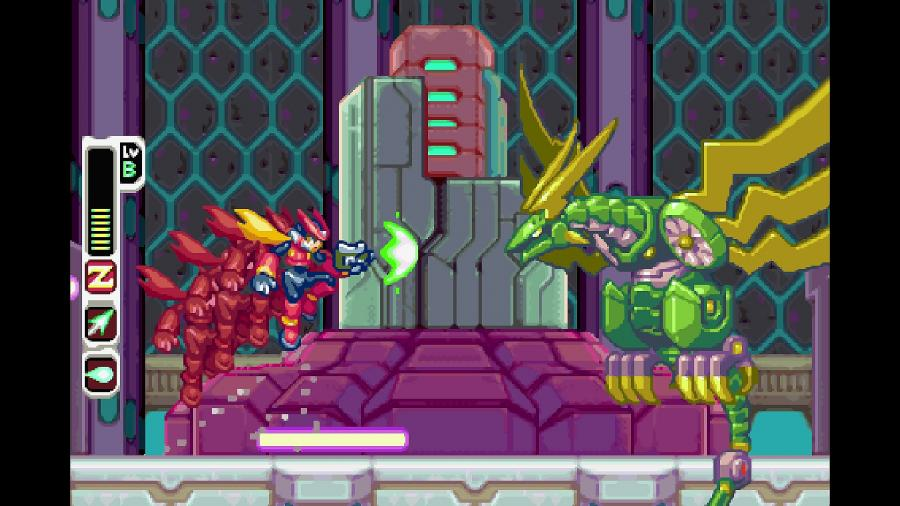 Mega Man Zero / ZX Legacy Collection Screenshot 6
