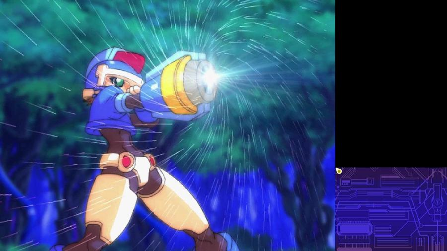 Mega Man Zero / ZX Legacy Collection Screenshot 7