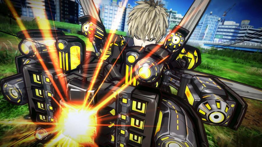 One Punch Man - A Hero Nobody Knows Screenshot 5
