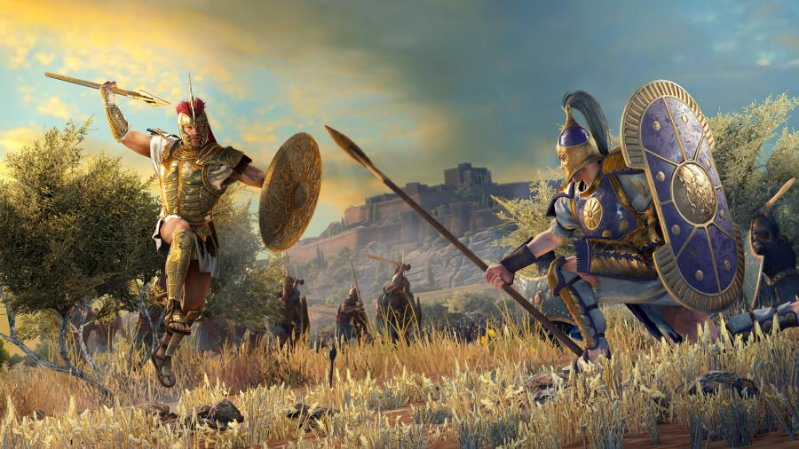 Total War Saga - Troy (Steam Key) Screenshot 2