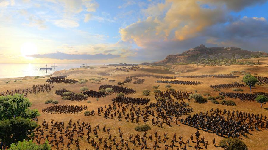 Total War Saga - Troy (Steam Key) Screenshot 5