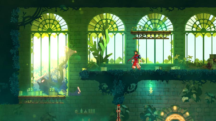 Dead Cells - The Bad Seed (DLC) Screenshot 3