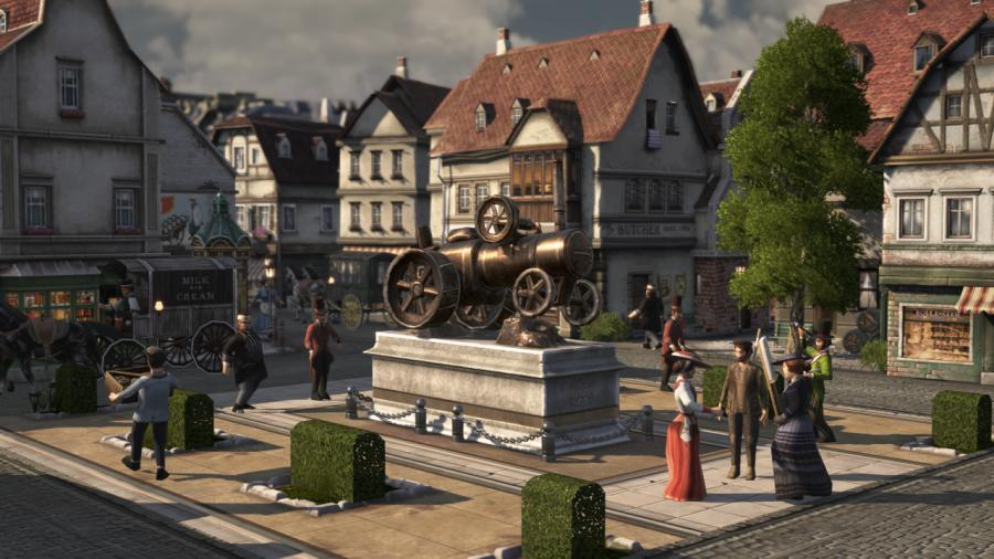 Anno 1800 - Season 2 Pass Screenshot 2