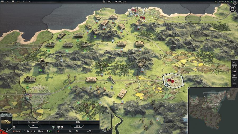 Panzer Corps 2 - Field Marshal Edition Screenshot 6