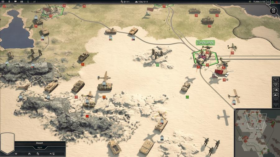 Panzer Corps 2 - Field Marshal Edition Screenshot 7