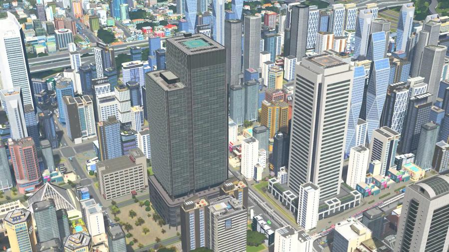 Cities Skylines - Content Creator Pack Modern Japan (DLC) Screenshot 6
