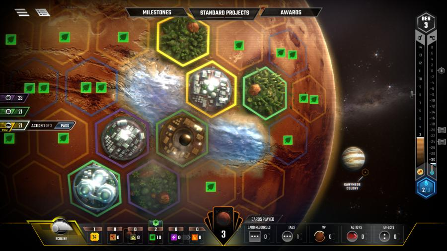 Terraforming Mars Screenshot 2