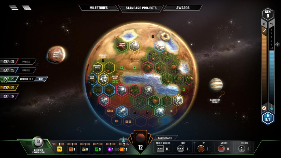 Terraforming Mars Screenshot 3