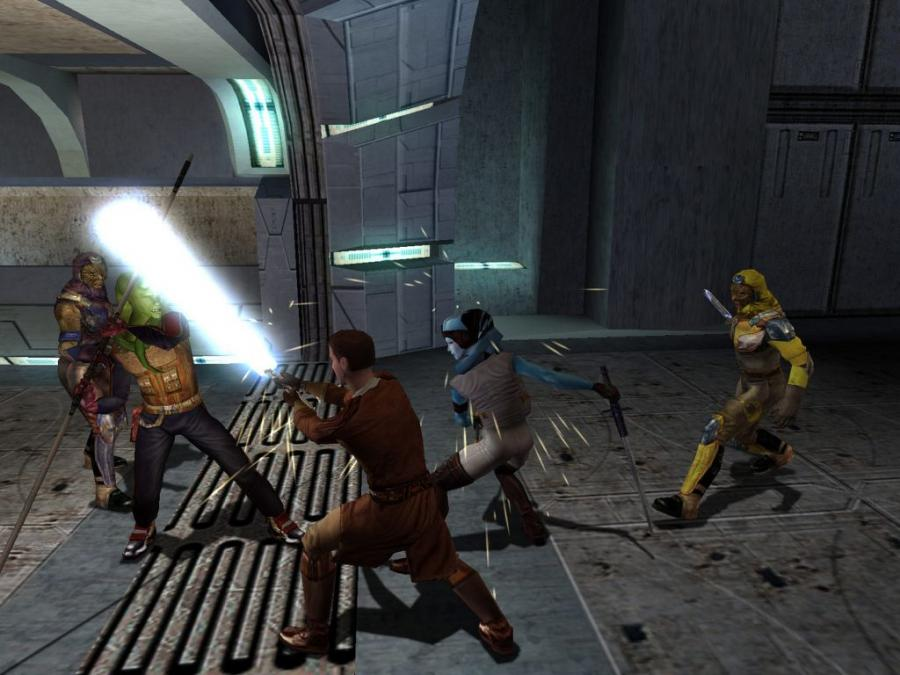 Star Wars - Knights of the Old Republic Screenshot 3
