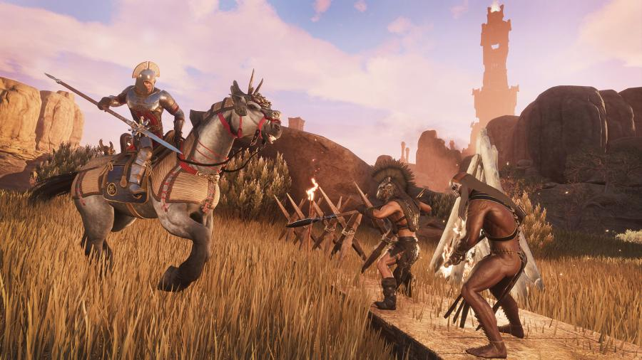 Conan Exiles - Riders of Hyboria Pack (DLC) Screenshot 8