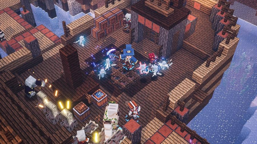 Minecraft Dungeons - Xbox One Código de Descarga Screenshot 3