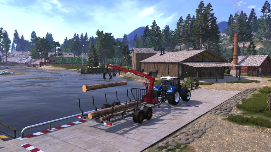Lumberjack's Dynasty Screenshot 6