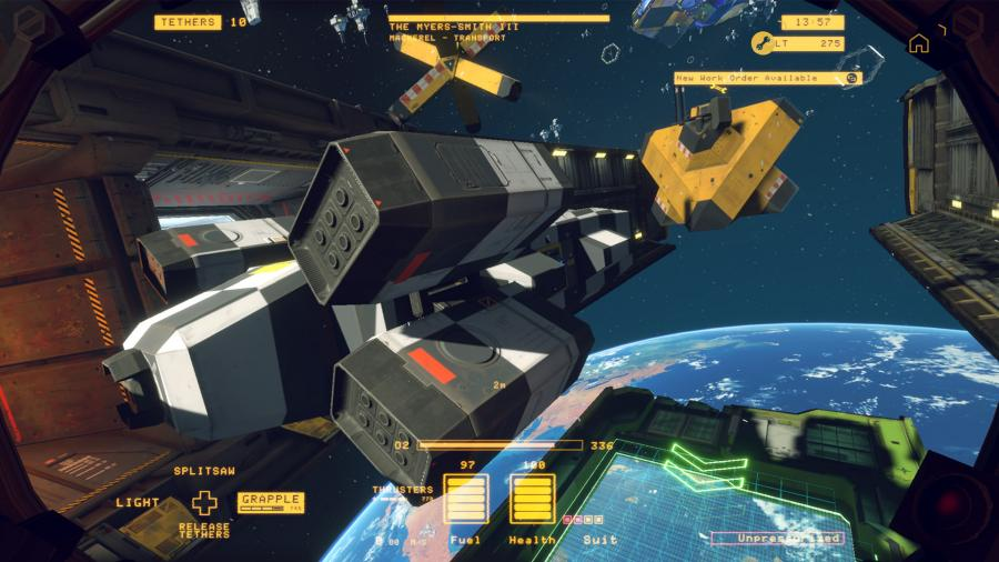 Hardspace Shipbreaker Screenshot 4