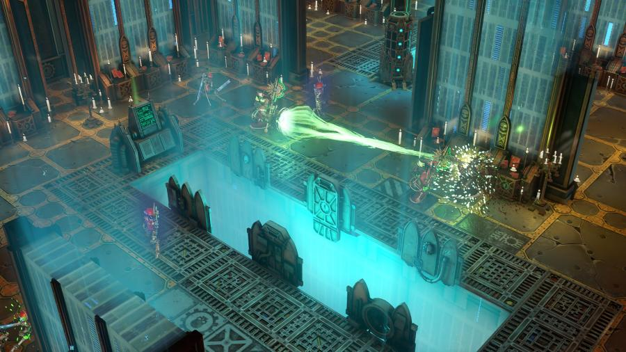 Warhammer 40,000 Mechanicus - Heretek (DLC) Screenshot 2