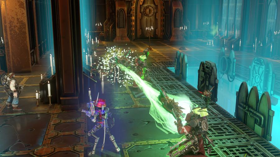 Warhammer 40,000 Mechanicus - Heretek (DLC) Screenshot 6