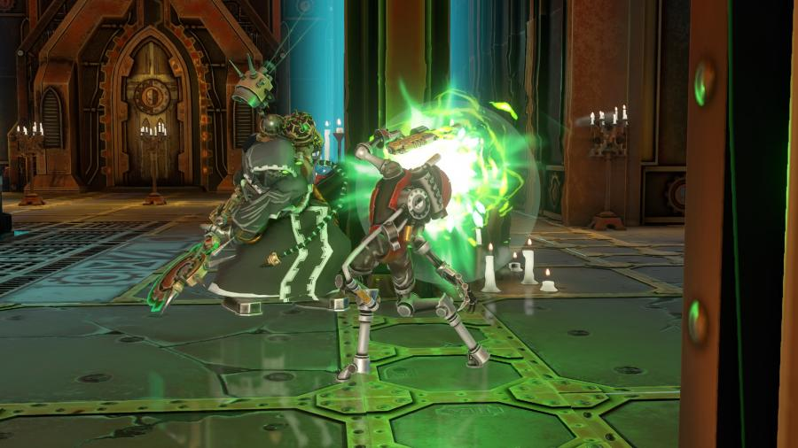 Warhammer 40,000 Mechanicus - Heretek (DLC) Screenshot 7
