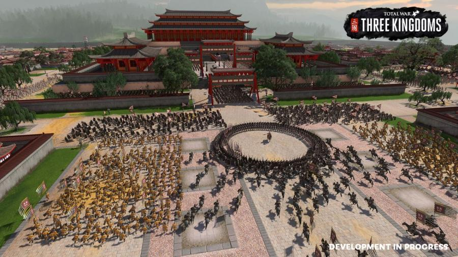 Total War Three Kingdoms - Royal Edition Screenshot 2