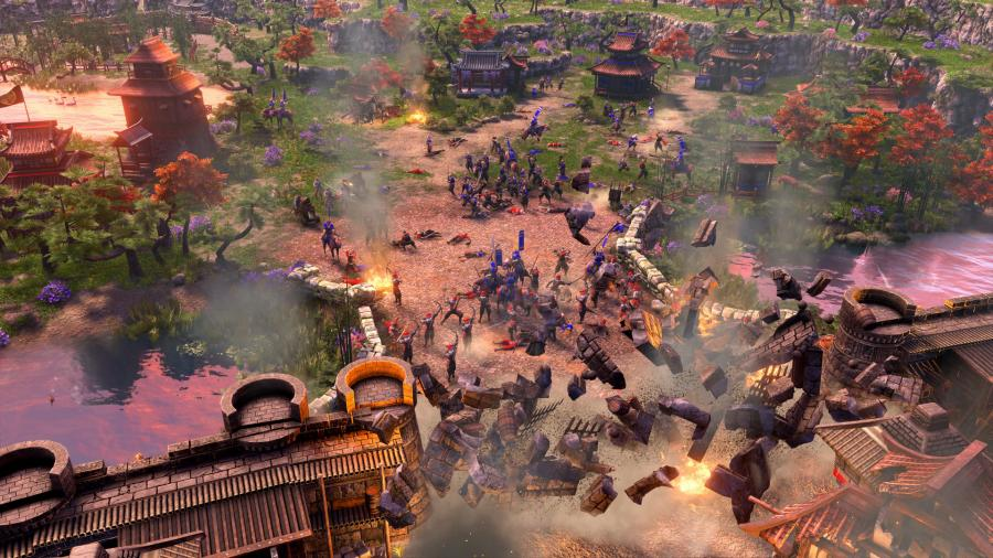 Age of Empires III - Definitive Edition (Steam Key) Screenshot 2