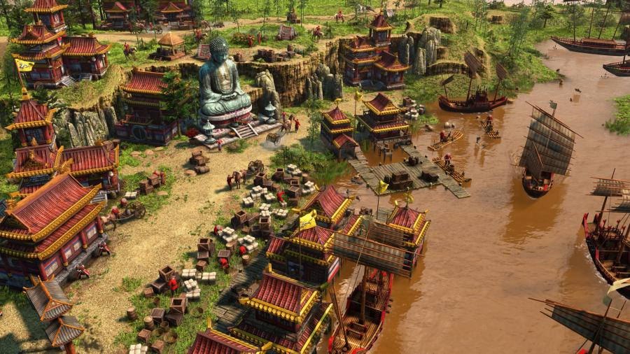 Age of Empires III - Definitive Edition (Steam Key) Screenshot 9