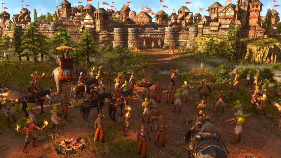 Age of Empires III - Definitive Edition (Steam Key) Screenshot 5