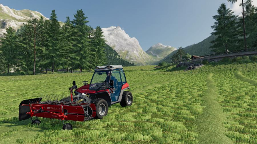 Farming Simulator 19 - Alpine Farming Expansion (DLC) Screenshot 6