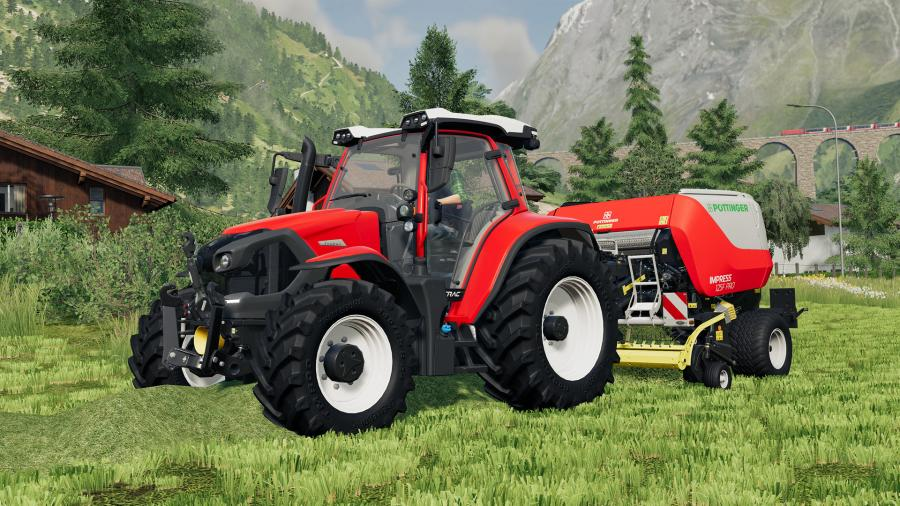 Farming Simulator 19 - Alpine Farming Expansion (DLC) Screenshot 2