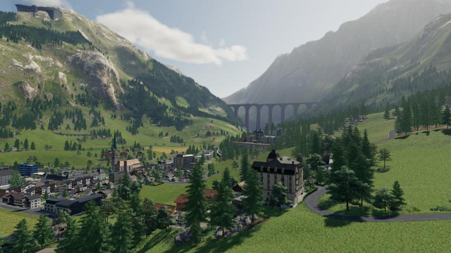 Farming Simulator 19 - Alpine Farming Expansion (DLC) Screenshot 5
