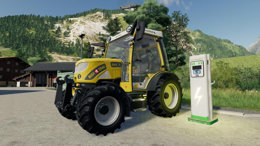 Farming Simulator 19 - Alpine Farming Expansion (DLC) Screenshot 3