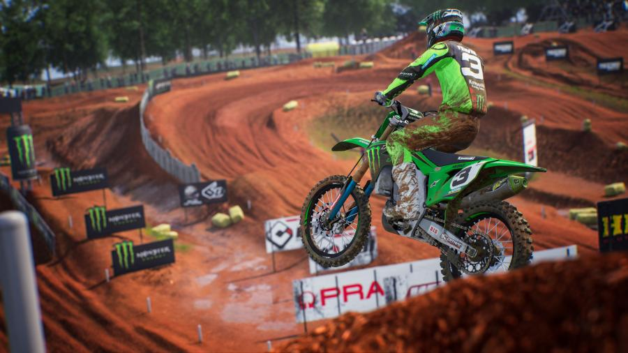 MXGP 2020 - The Official Motocross Videogame Screenshot 6