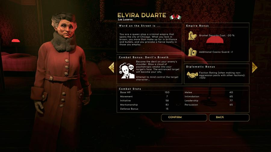 Empire of Sin - Deluxe Edition Screenshot 9