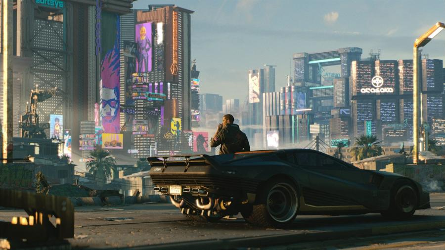 Cyberpunk 2077 - Xbox One Download Code Screenshot 2