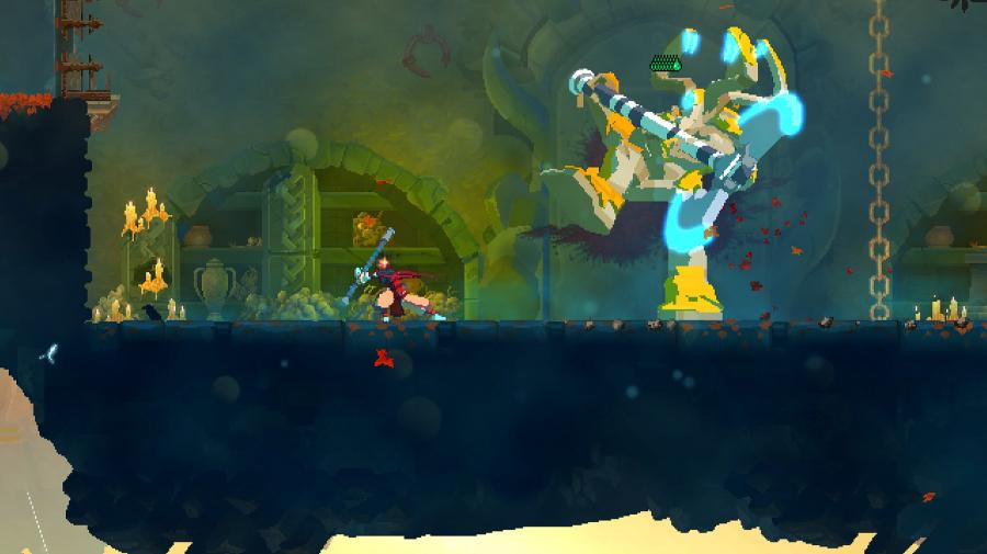Dead Cells - Fatal Falls (DLC) Screenshot 7