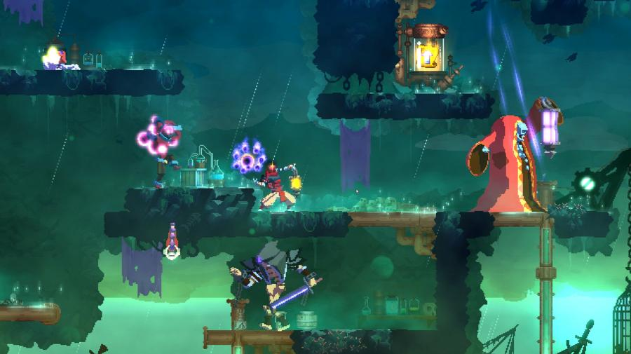 Dead Cells - Fatal Falls (DLC) Screenshot 4