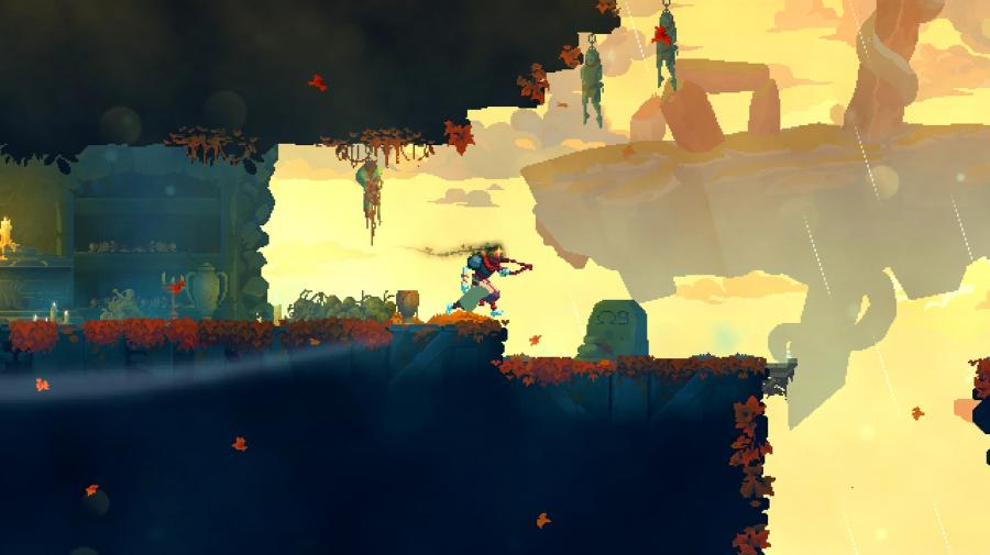 Dead Cells - Fatal Falls (DLC) Screenshot 2