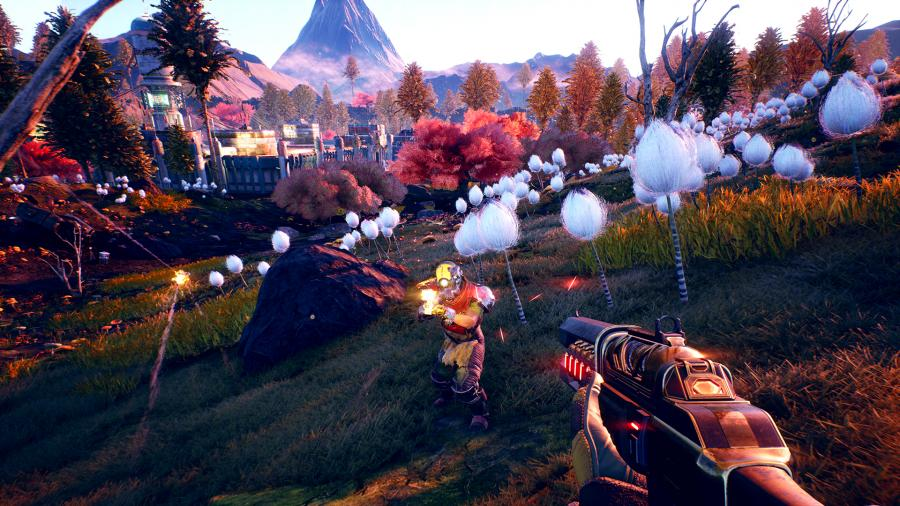 The Outer Worlds - Non-Mandatory Corporate-Sponsored Bundle Screenshot 2