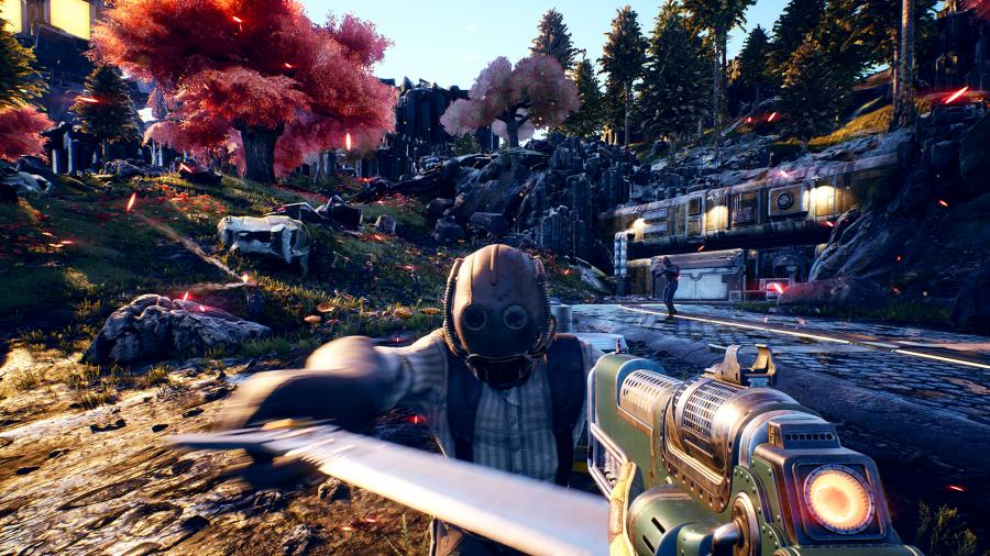 The Outer Worlds - Non-Mandatory Corporate-Sponsored Bundle Screenshot 7