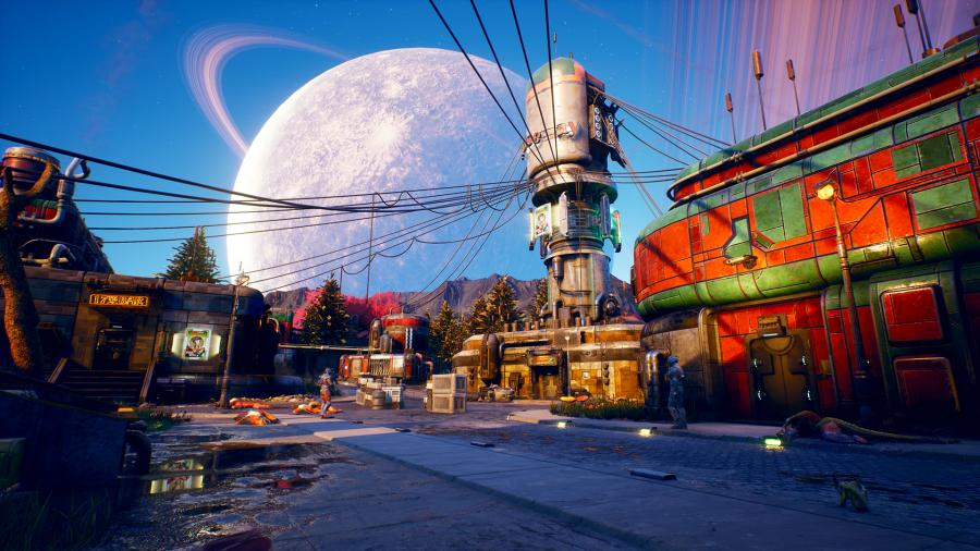The Outer Worlds - Non-Mandatory Corporate-Sponsored Bundle Screenshot 8