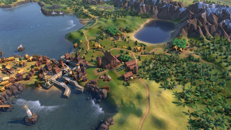Civilization VI - Vietnam & Kublai Khan Pack (DLC) Screenshot 6
