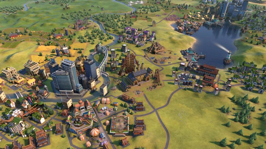 Civilization VI - Vietnam & Kublai Khan Pack (DLC) Screenshot 2