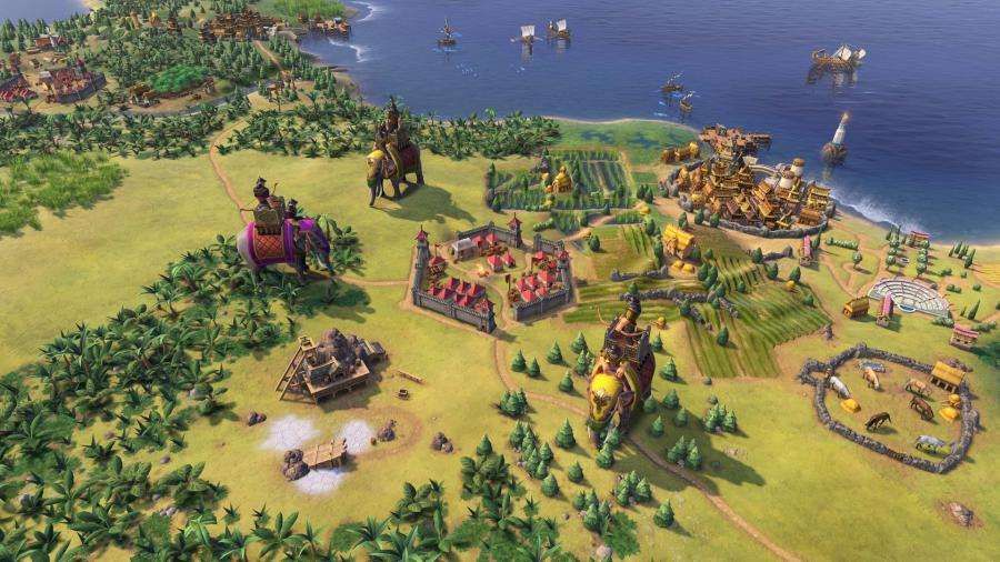 Civilization VI - Vietnam & Kublai Khan Pack (DLC) Screenshot 9