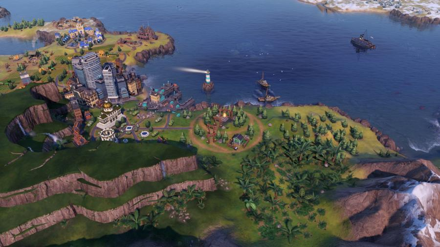 Civilization VI - Vietnam & Kublai Khan Pack (DLC) Screenshot 3